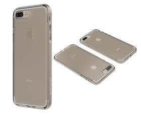 Body Glove Clownfish Aluminium case for iPhone 7 Plus - Clear / Gold